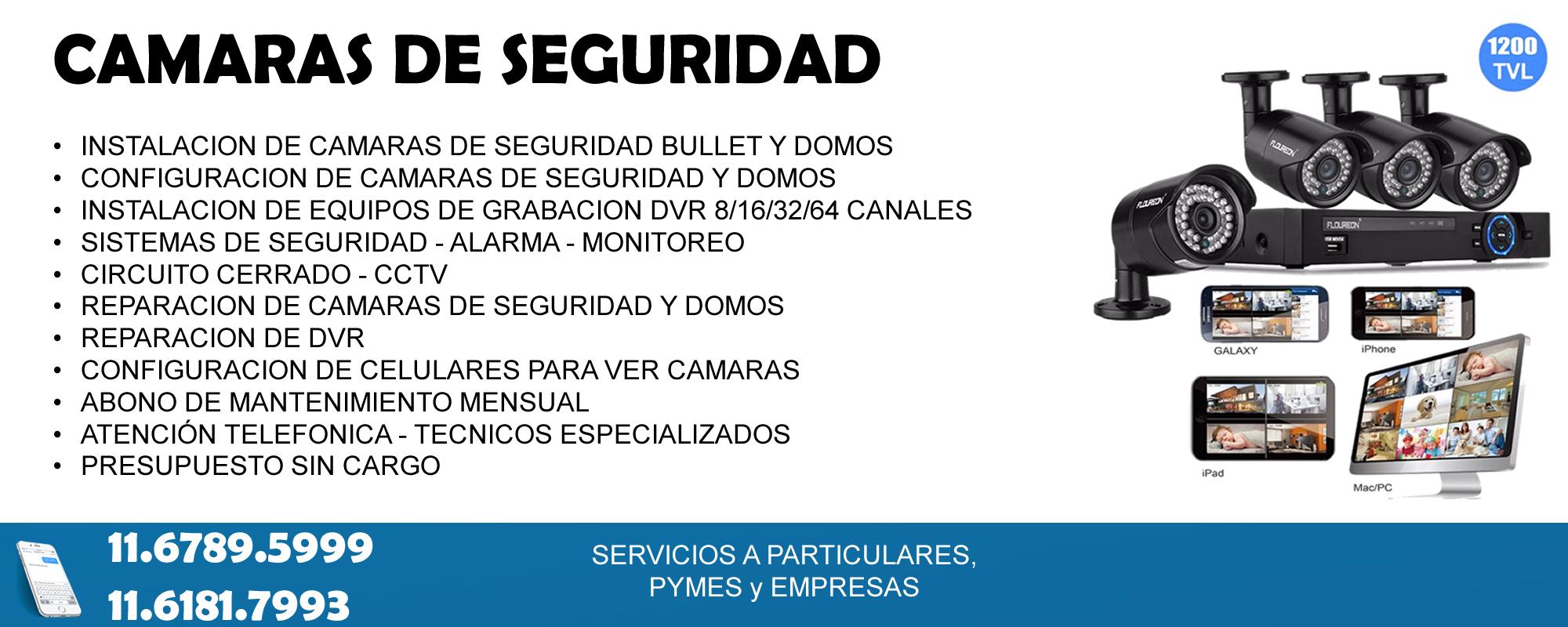 Sistemas de seguridad camaras de seguridad domos dvr - Sistemas de seguridad ...